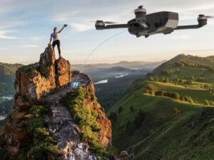 How fast do drones fly?